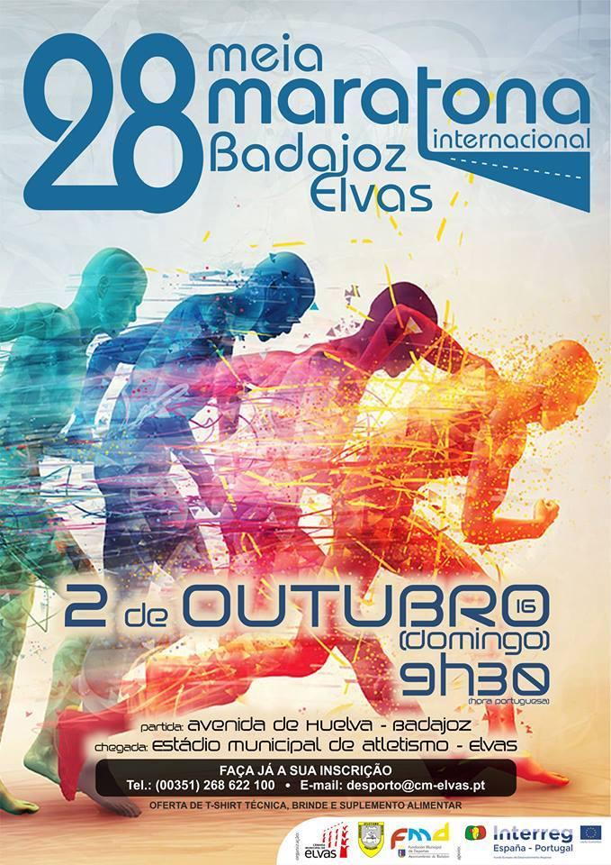 28 Meia Maratona Badajoz Elvas