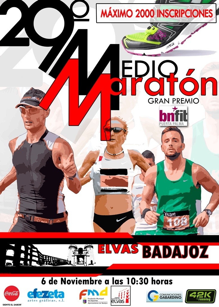 29º Medio Maratón 2016