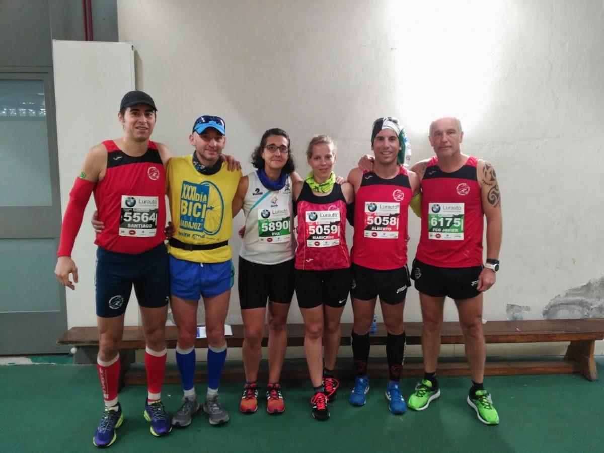 Navalmaratón en la Maratón de San Sebastián